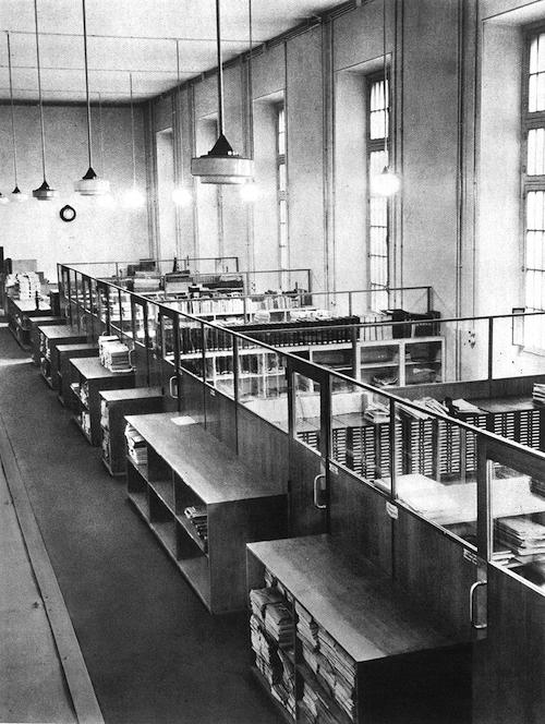 Michel Roux-Spitz, Catalog office of the Bibliothèque nationale de France, Paris, 1935.