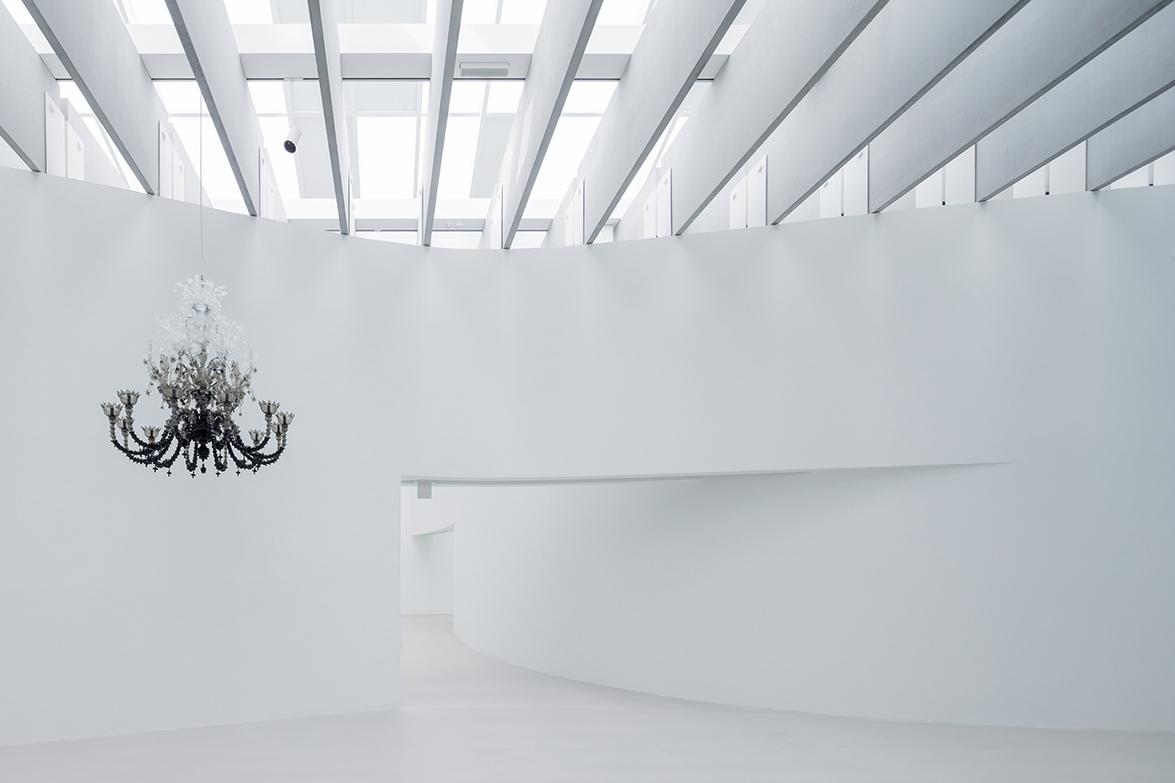 Guy Nordenson and Associates, Corning Museum of Glass, Corning NY.