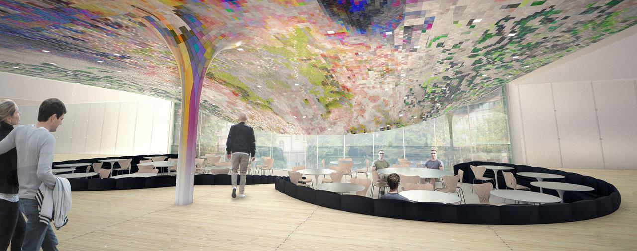 Young & Ayata - Bauhaus Museum Dessau - Cafe