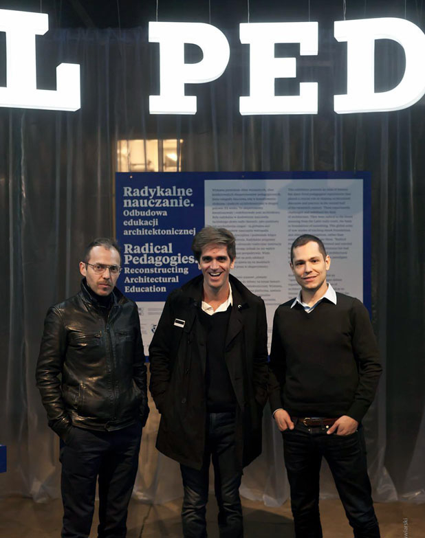 Alejandro Valdés and Cristóbal Amunátegui (exhibition design); Pablo González (graphic design). Photo: Bartosz Stawiarski.