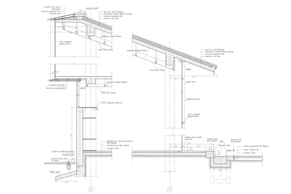 in+of architecture, Architects: Wang Lu, Ruiqing Li