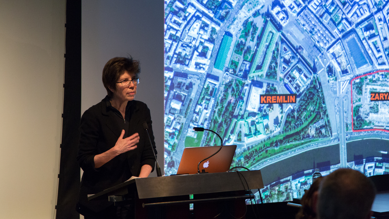 Liz Diller.  Photo: Dan Claro.
