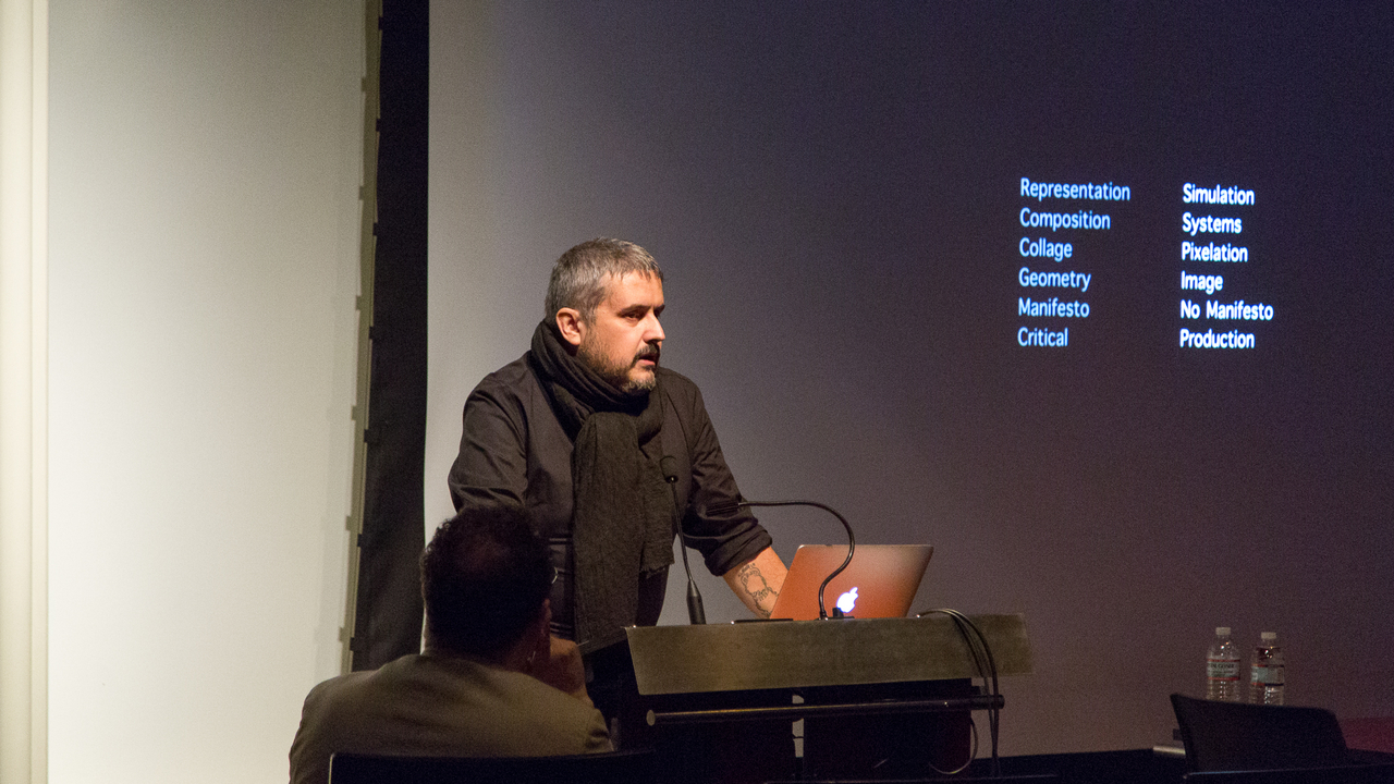 Hernan Diaz Alonso (Photo: Dan Claro).