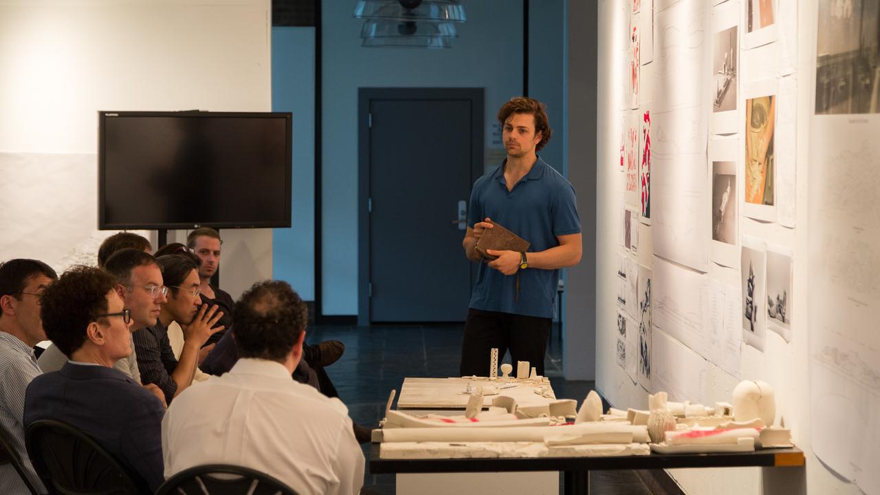 Reiser 504 Studio:  Julian Harake  (Photo: Daniel Claro).