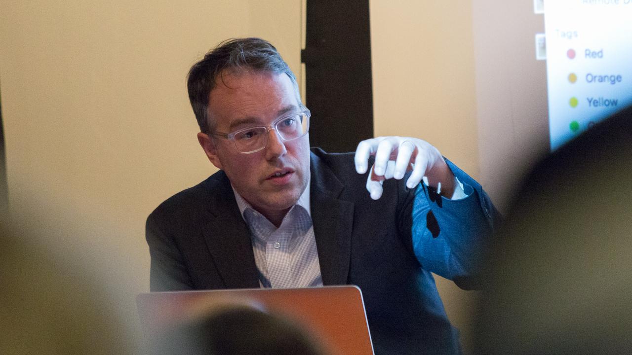 Michael Meredith (Photo: Daniel Claro).