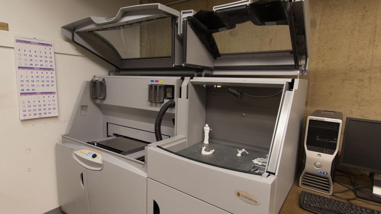 3-D Systems Z650 Color Printer