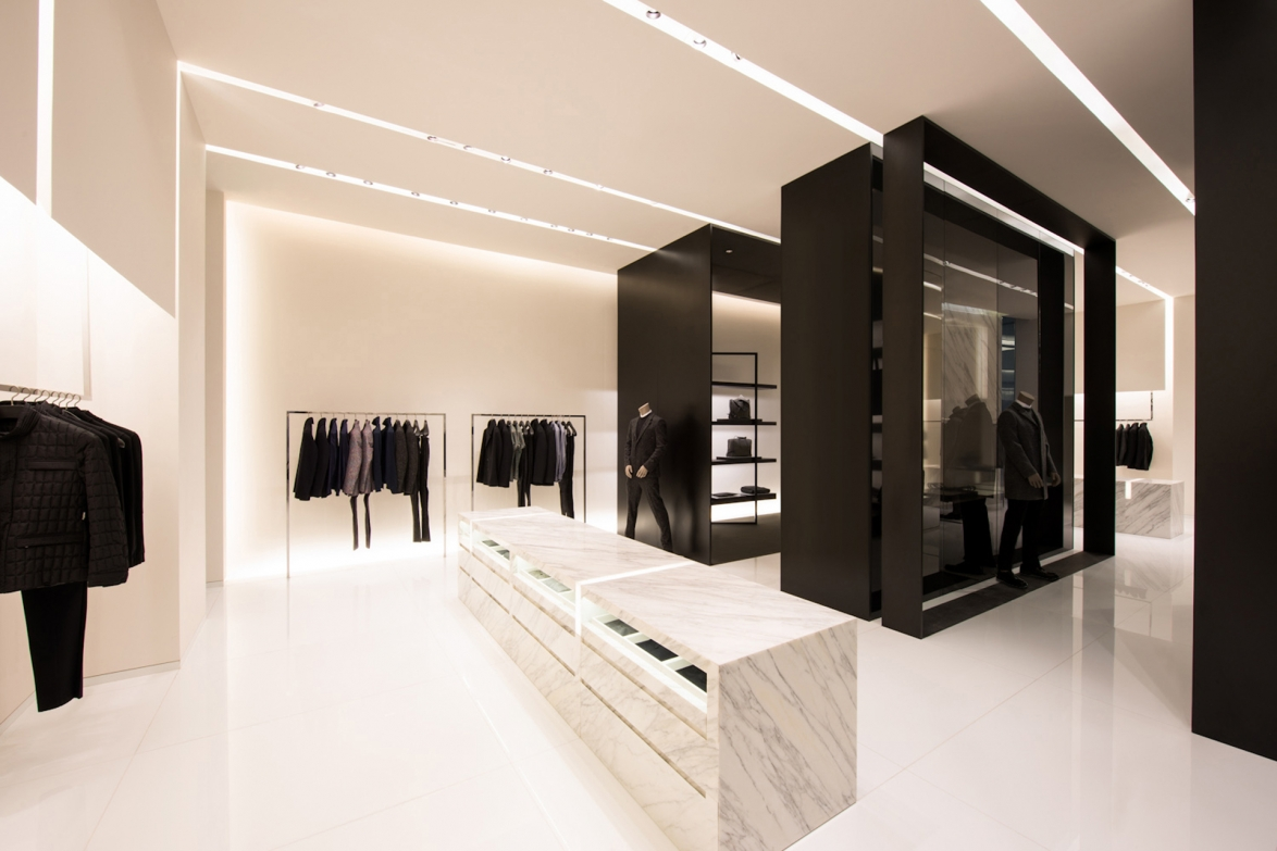 Calvin Klein Collection, Shenyang China