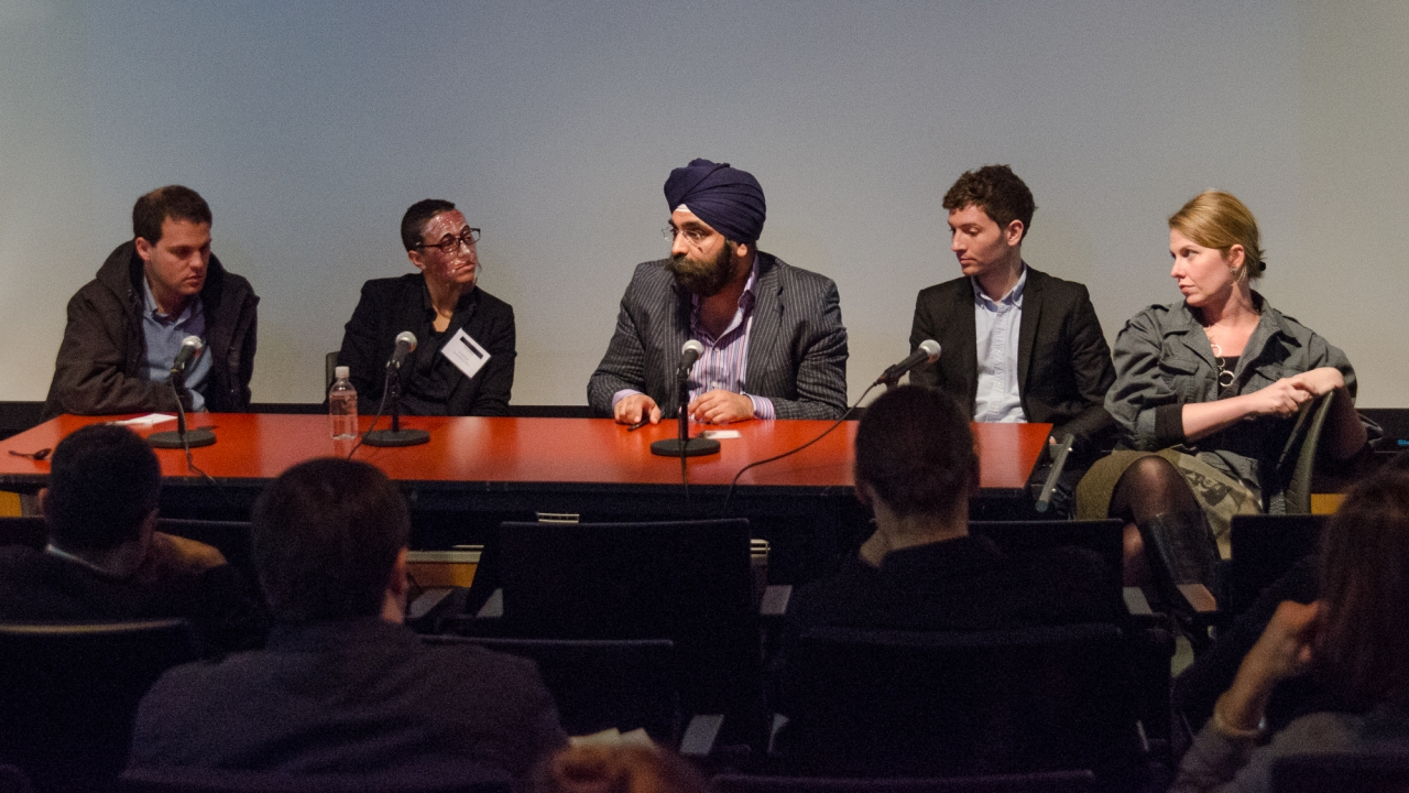 Alex Kitnick, A(n) Office, Indy Johar, Justin Blinder, and Leslie Witt