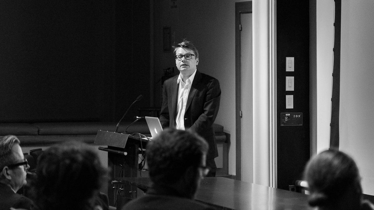 Lukasz Stanek (Photo: Daniel Claro)