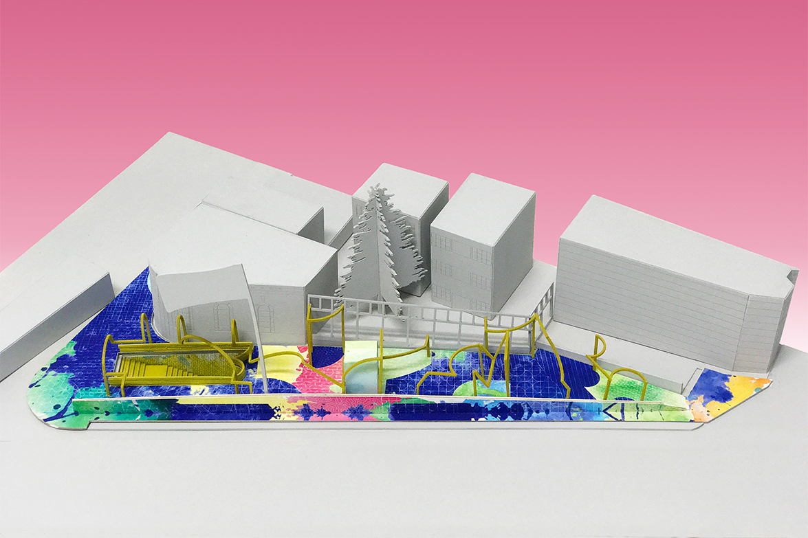 Harvey Milk Plaza Competition Entry