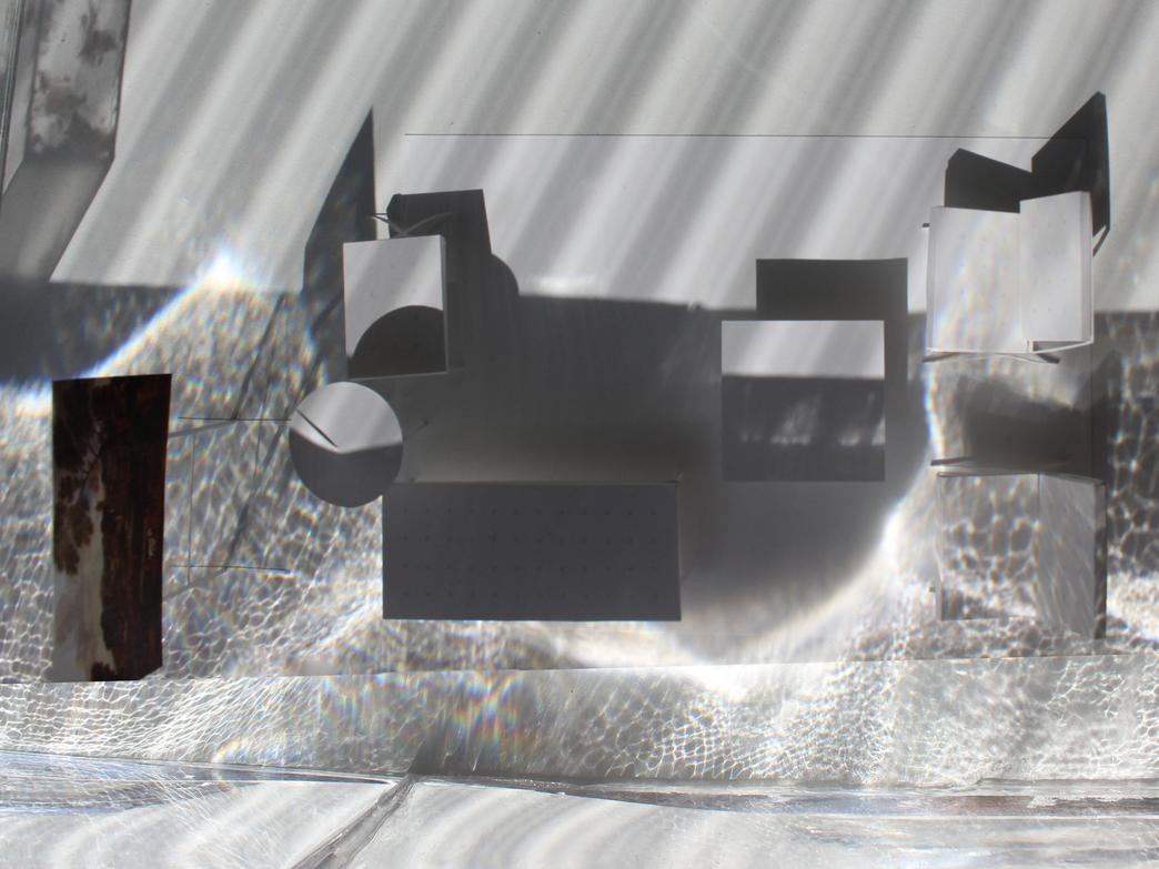 cast resin model