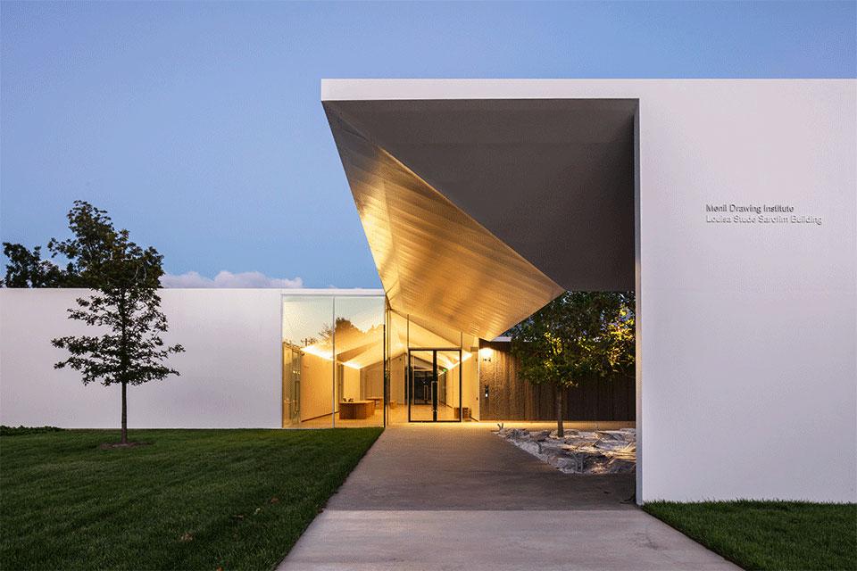 Menil Drawing Institute, Houston TX (Johnston Marklee)