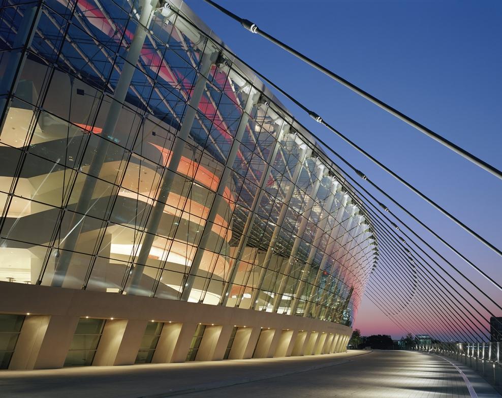 Kauffman Center for the Performing Arts (Kansas City, MO) © Timothy Hursley