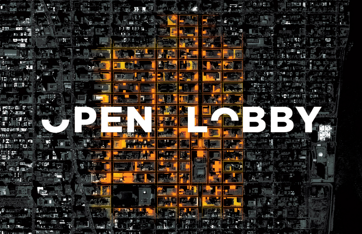 "Lindsey May, ""Open Lobby"""