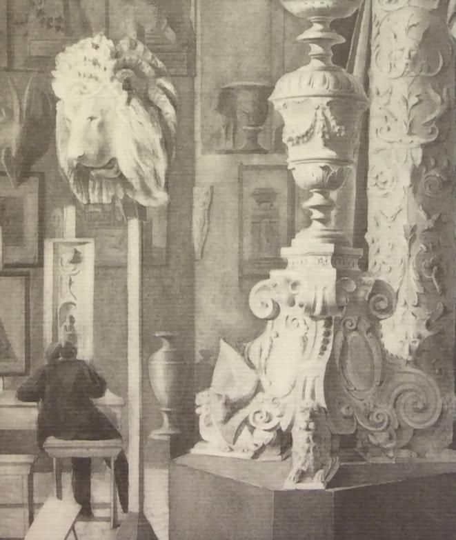 Accademia di Belle Arti, Milan, 1893