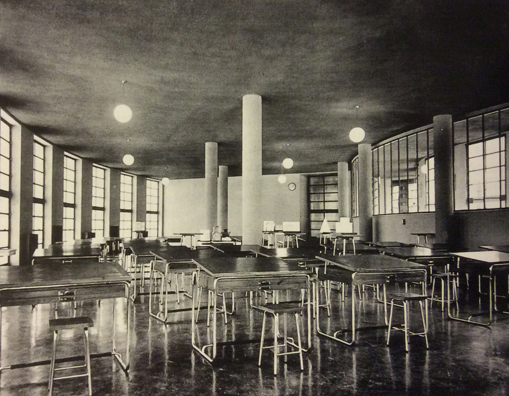 Scuola Superiore di Architettura, Rome, 1920