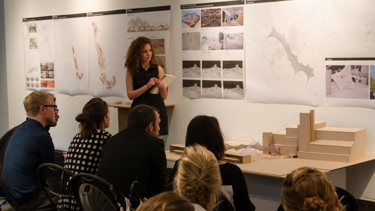 Ani Ivanova presents in Hayley Eber's JIW Design Studio.