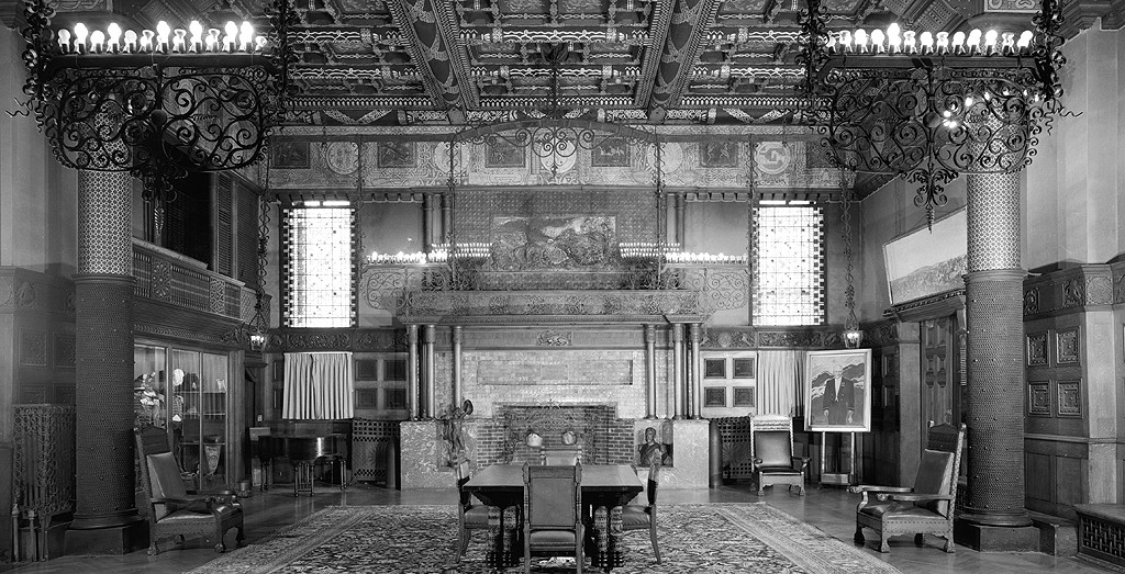 Veterans Room, Park Avenue Armory