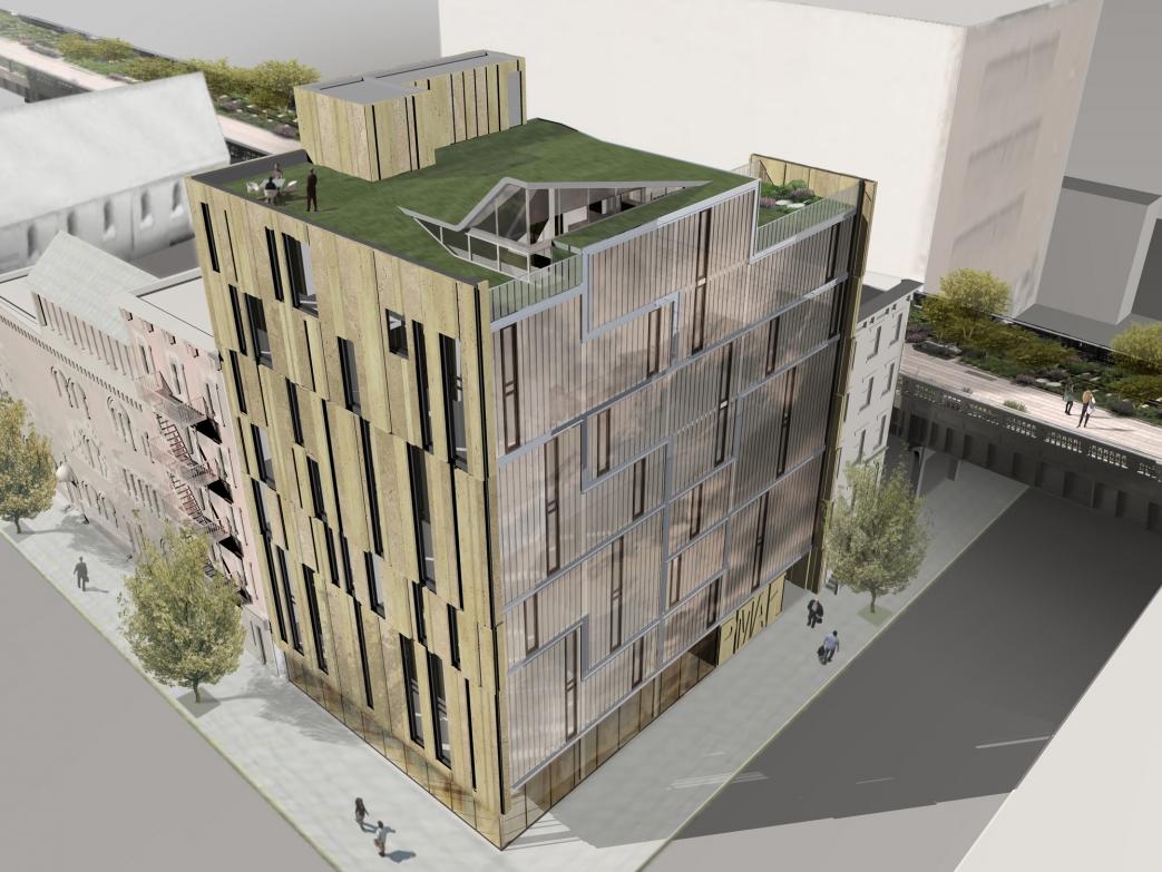 Highline Condominium, NY, NY