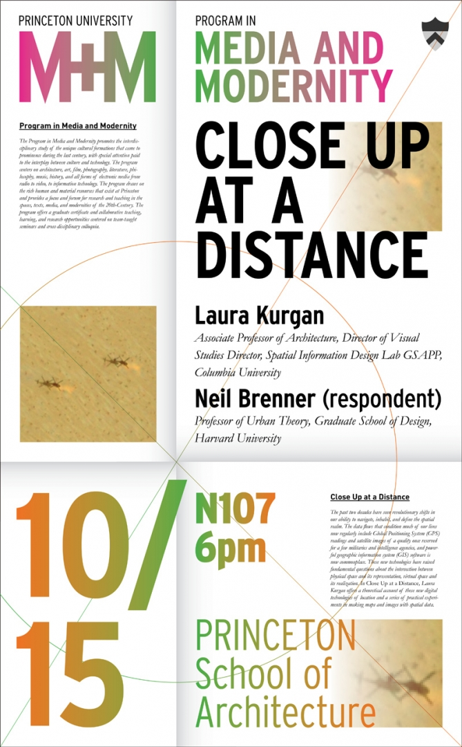 Close Up at a Distance - Laura Kurgan